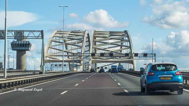 van brienenoordbrug bridge crossing nieuwe maas