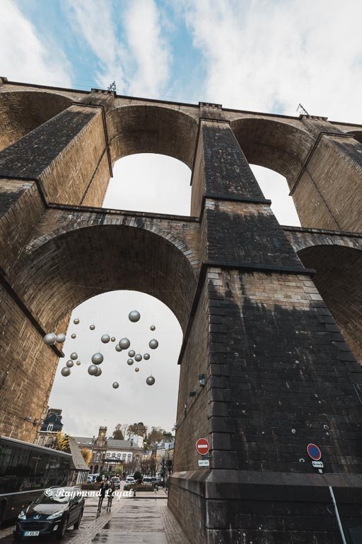 morlaix brittany france viaduct