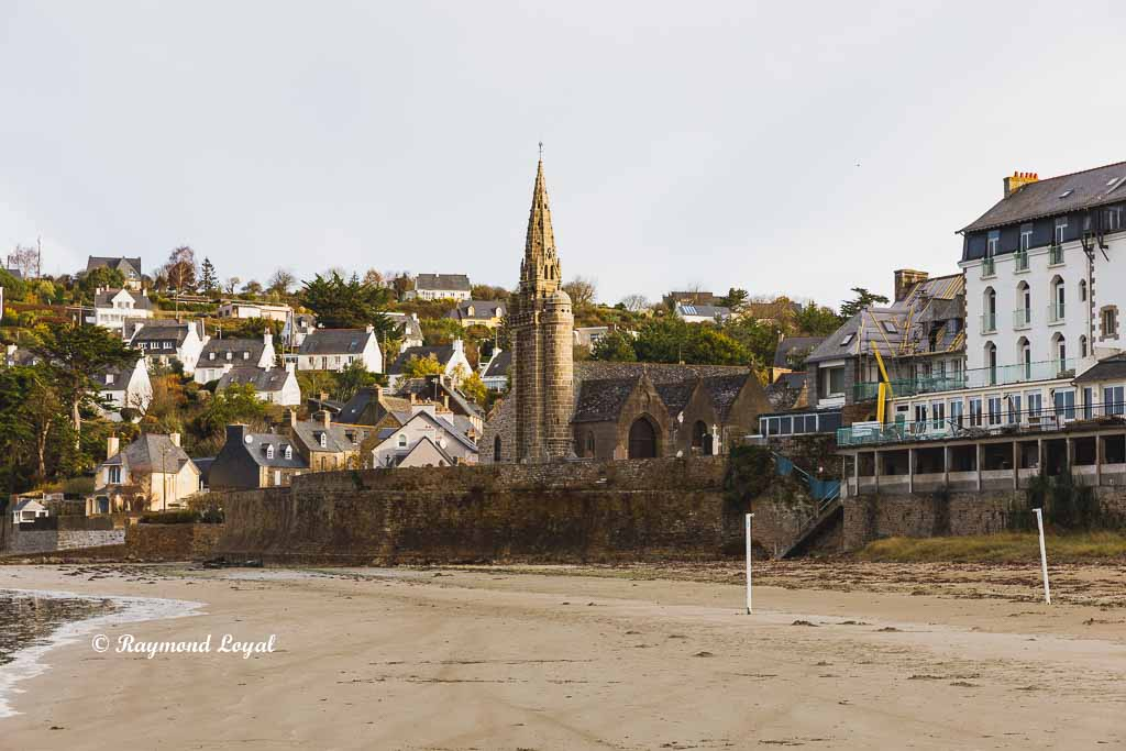 saint-michel en greve brittany france