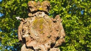 schloss wasserburg anholt wappen ornament