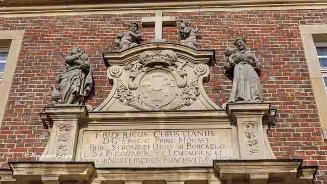 schloss nordkirchen kapellenfluegel
