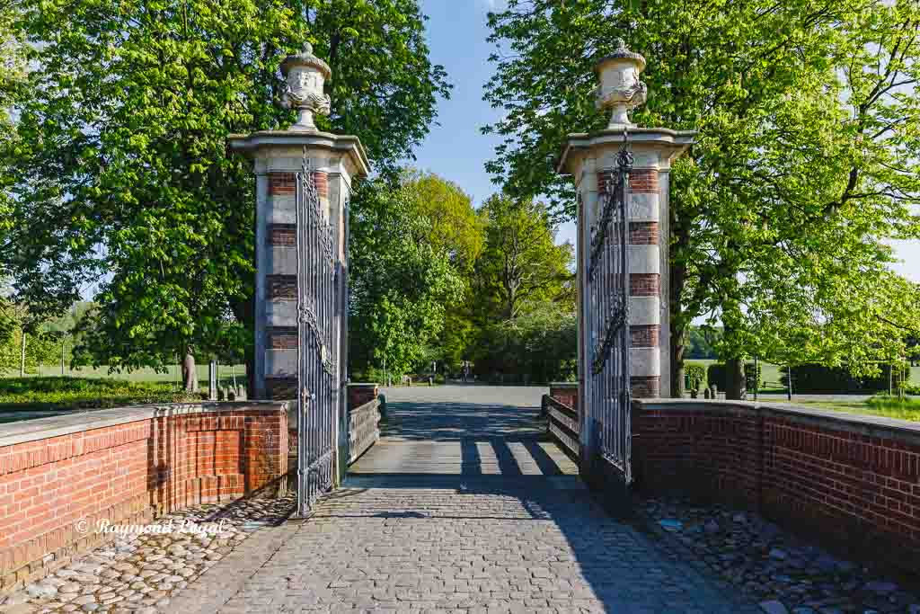 nordkirchen palace south gate
