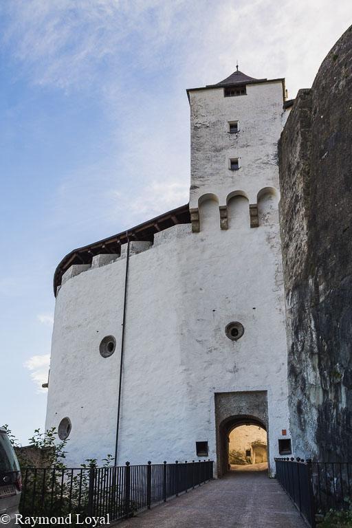 salzburg festung hohensalzburg haputtor