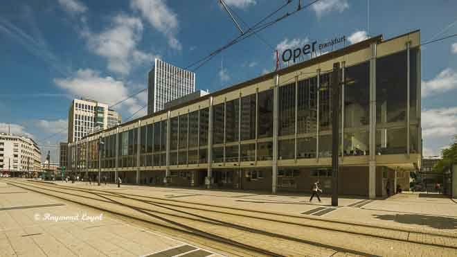 frankfurt opera house