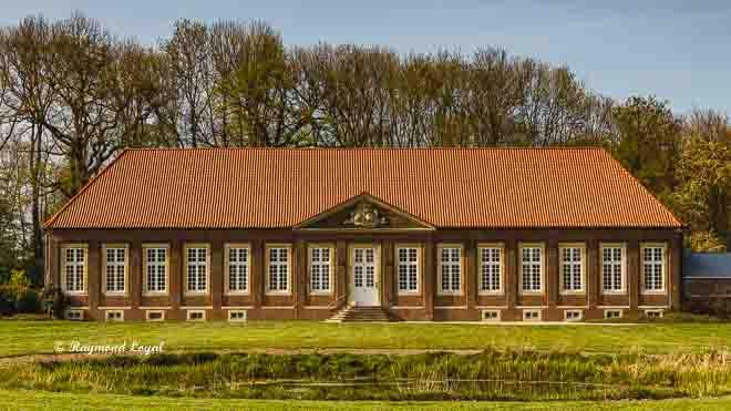 schloss nordkirchen neue orangerie