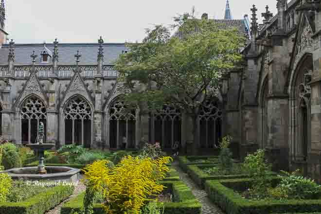 cloister utrecht cathedral