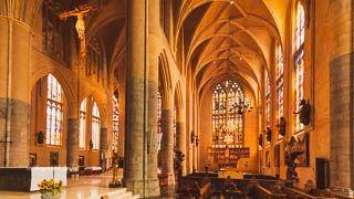 sint christoffelkathedraal roermond kirche