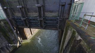 wesel datteln canal dorsten locks