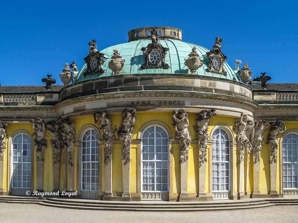 palace sanssouci image