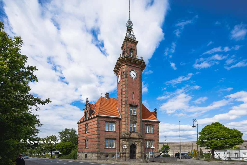 dortmund harbour port authority
