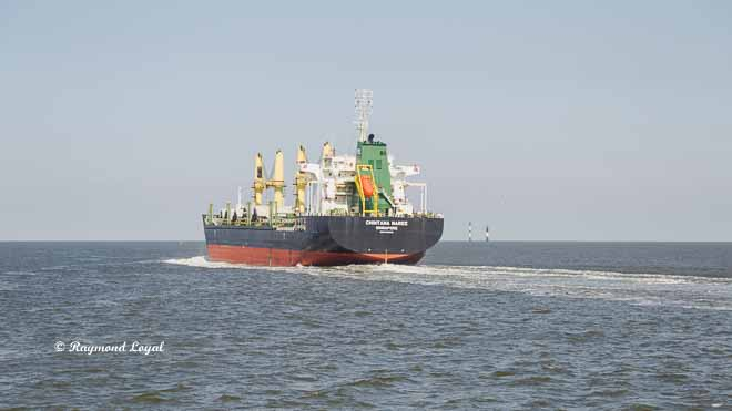 maritime transport cargo vessel