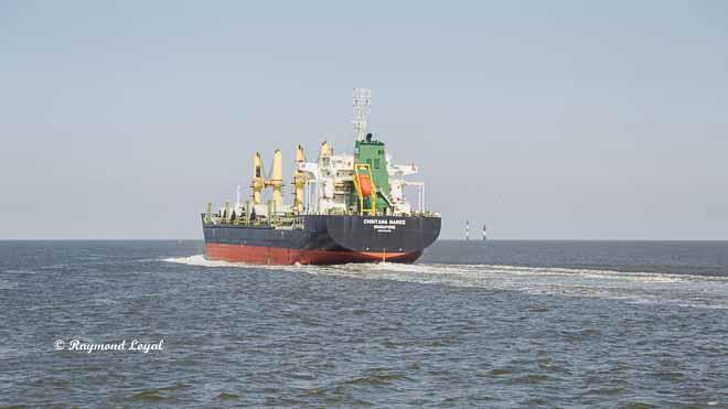 maritime transport cargo vessel
