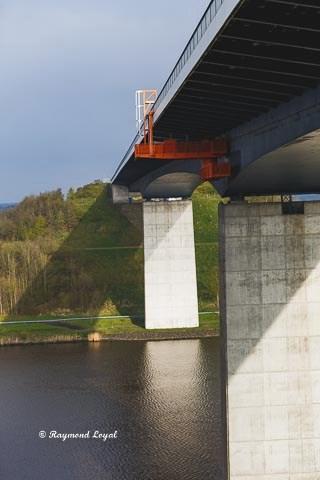 nord-ostsee-kanal hochbruecke kanal wasser