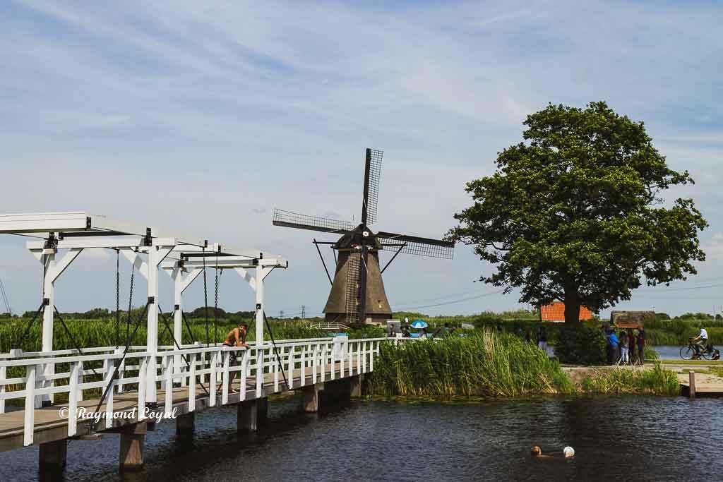 kinderdijk windmills museummolen nederwaard
