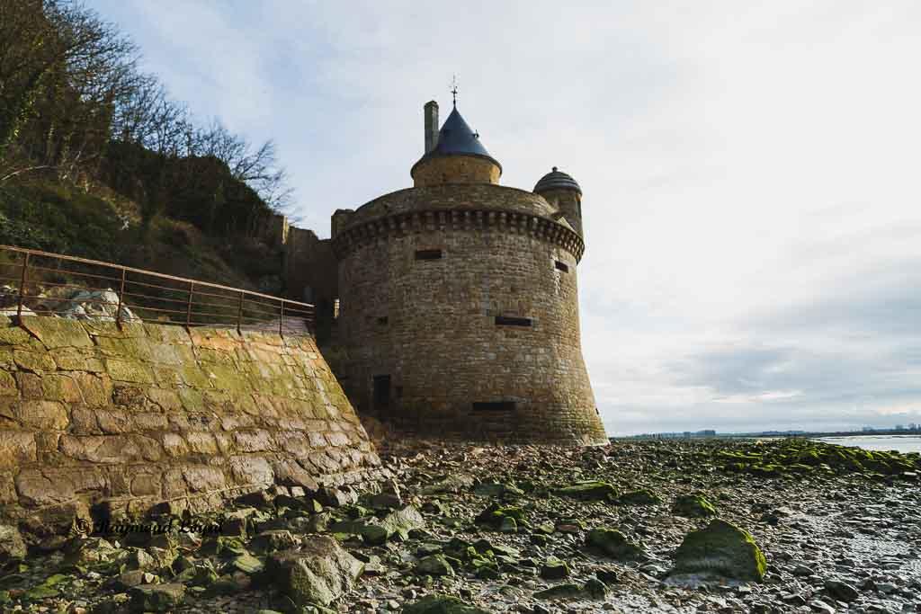 la tour gabriel mont saint-michel