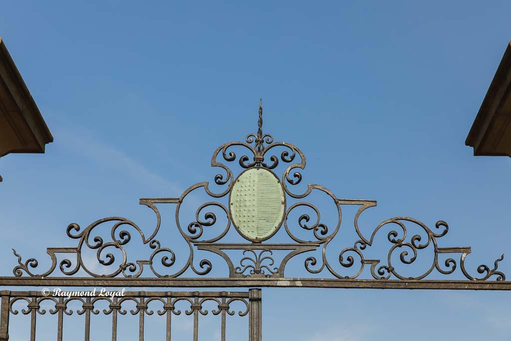 nordkirchen palace western gate