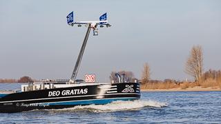 binnenschiff frachtschiff ms deo gratias
