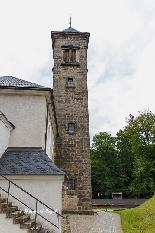 koenigstein fortress garrision church