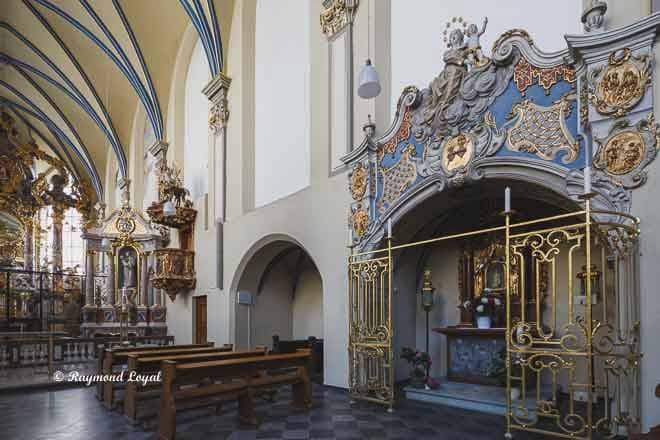 schlosskirche bruehl marienkapelle