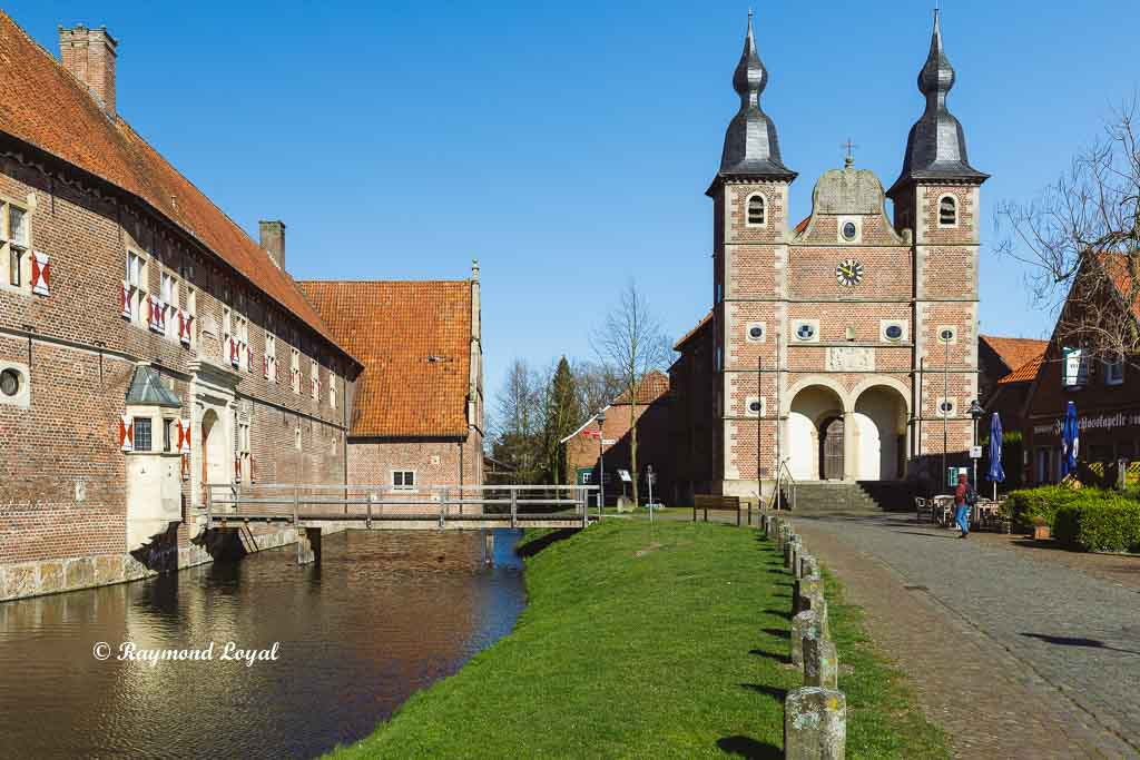 water castle raesfeld