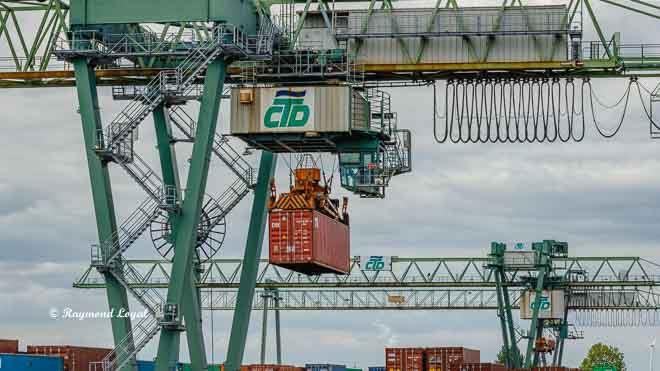 dortmunder container terminal