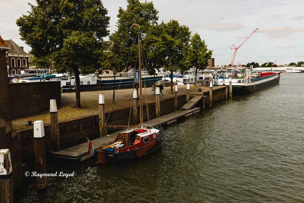 dordrecht ports