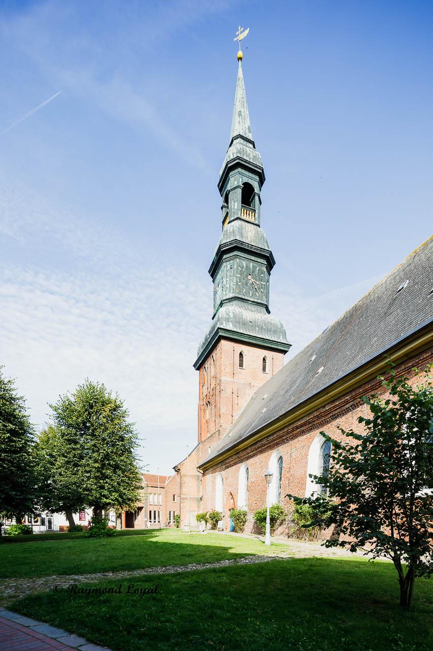 Kirche Tönning