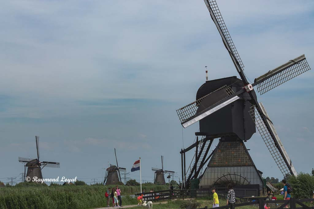 kinderdijk windmill de blokker