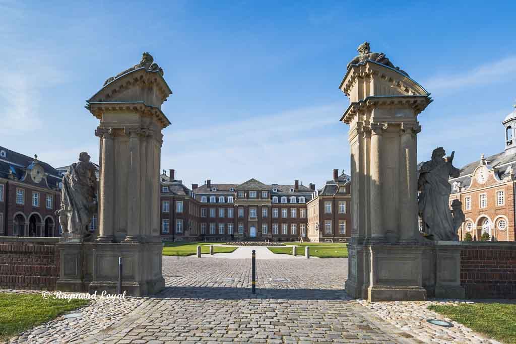 nordkirchen palace women gate