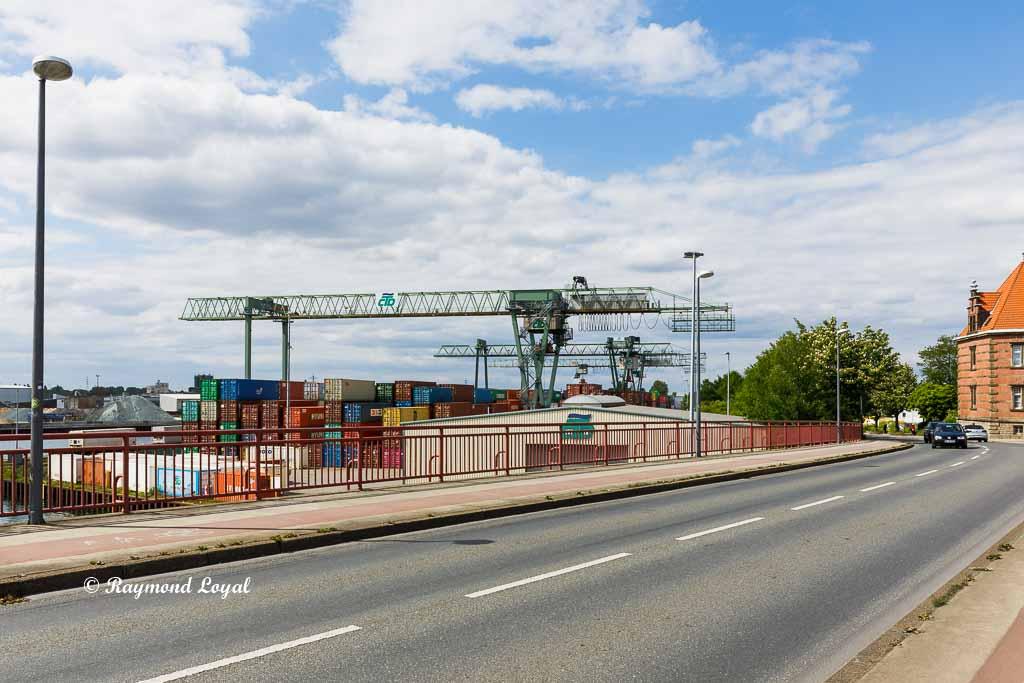 dortmund container terminal