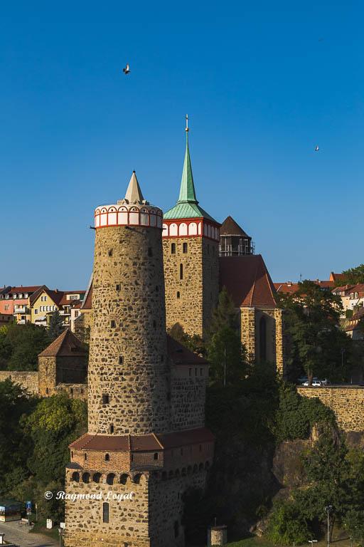 bautzen mittelalterliche burg