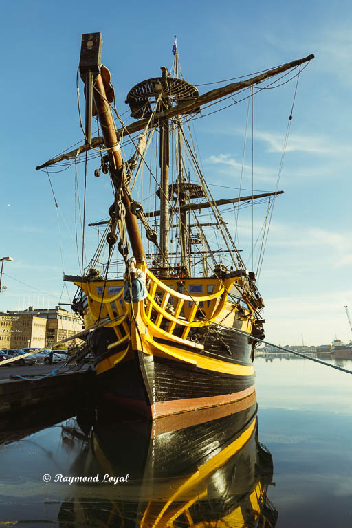saint malo sailing vessel