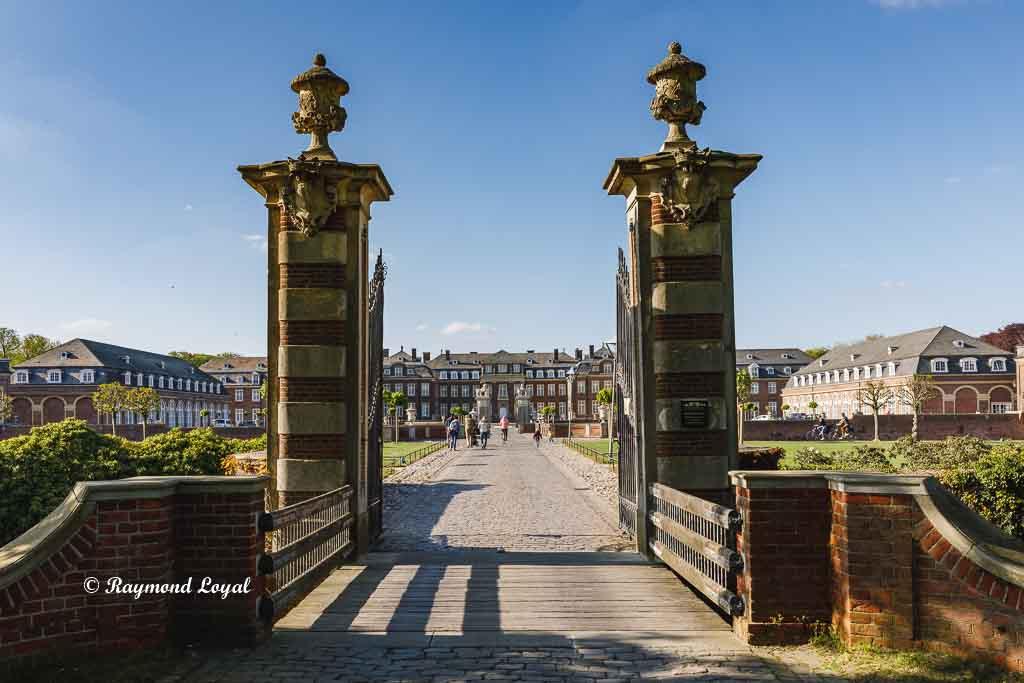 nordkirchen palace south gate