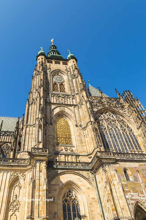 prague castle saint veit