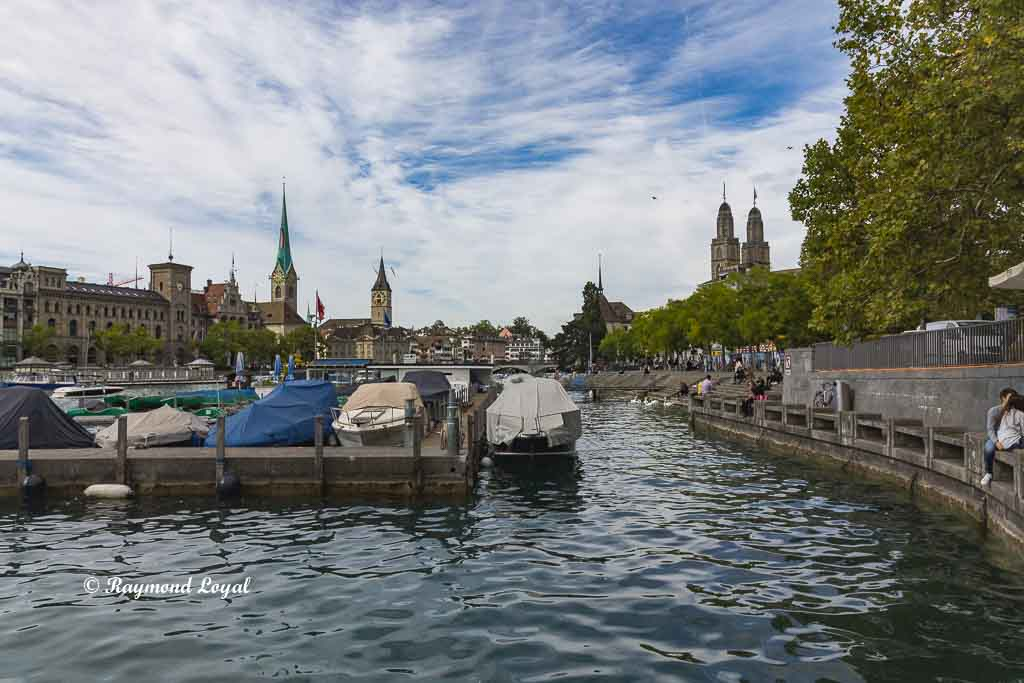 zurich city centre image