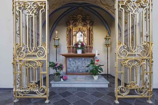 schlosskirche schloss augustusburg