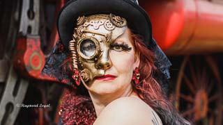 steampunk photography raymond loyal