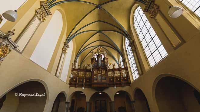 schlosskirche bruehl schloss augustusburg