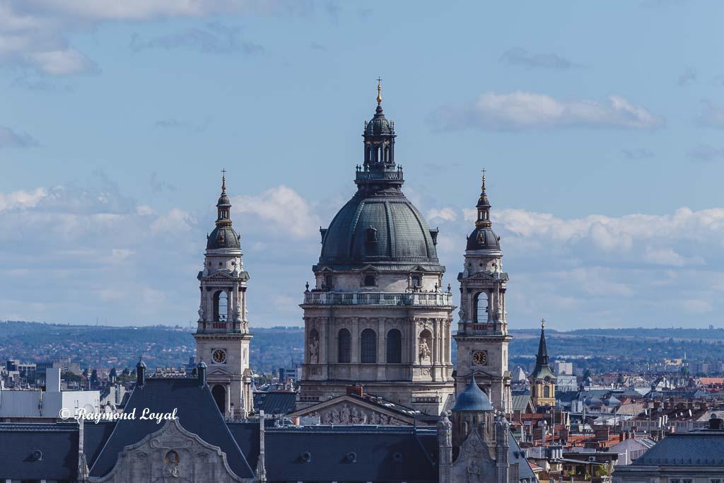 budapest altstadt basilika kriche kuppel