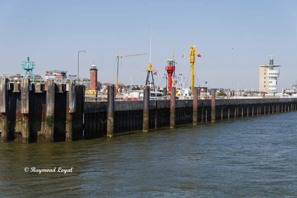 cuxhaven port image