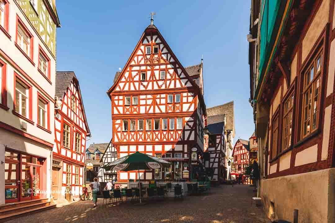 limburg upon lahn old town