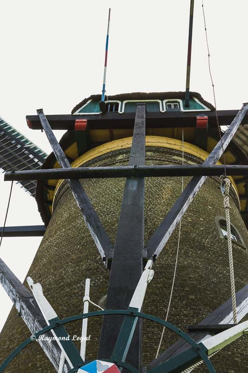 kinderdijk windmuehlen museummolen nederwaard