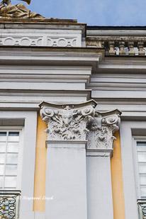 schloss augustusburg pilaster kapitell