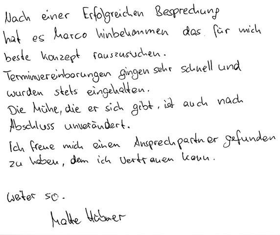 Quickborn, den 30.11.2012   M. Hübner, Polizist