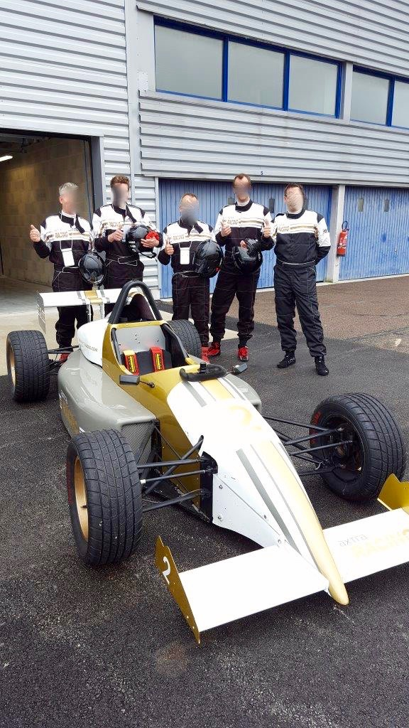 Formel 1 mieten