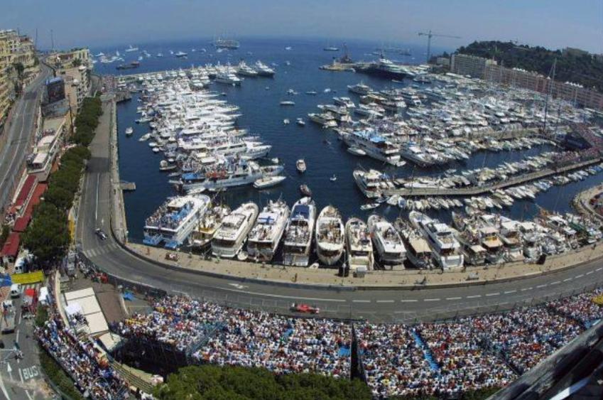 Formel 1 Monaco Rennen