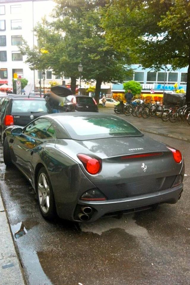 Ferrari Sportwagenvermietung
