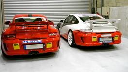 Porsche 911 Spa Francorchamps rennstrecke