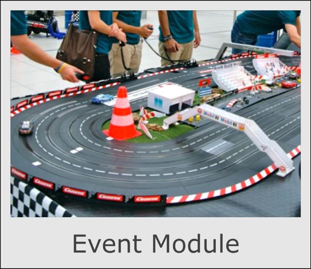 Motorsport Event Module