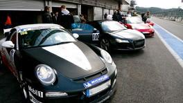 Renntaxi Rennwagen Spa Francorchamps